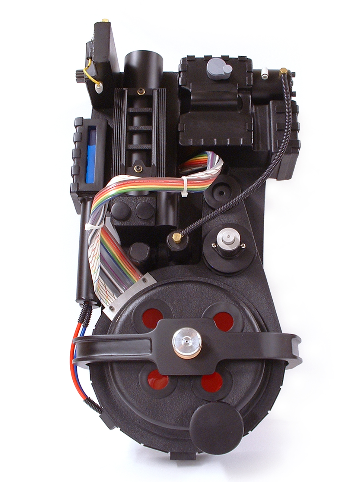 Building My First Proton Pack Update Pack Complete 2 15